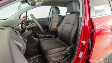Đánh giá chevrolet trax 2017 sơ bộ chiếc xe ăn khách hiện nay