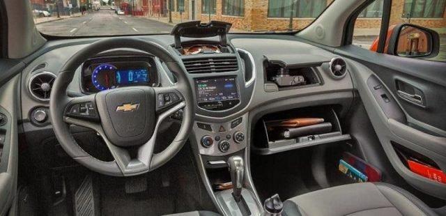 Đánh giá chevrolet trax 2018 sơ bộ - đối thủ kì cựu của Ford