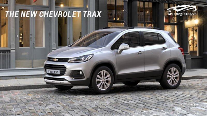 Đánh giá chevrolet trax 2019 sơ bộ nội thất tinh tế, hiện đại