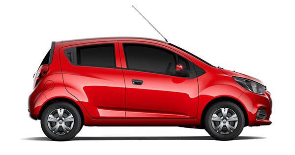 Chevrolet spark duo đỏ 2018