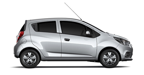 Chevrolet spark duo bạc 2018