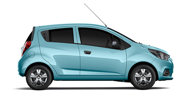 Chevrolet spark duo xanh ngọc 2018