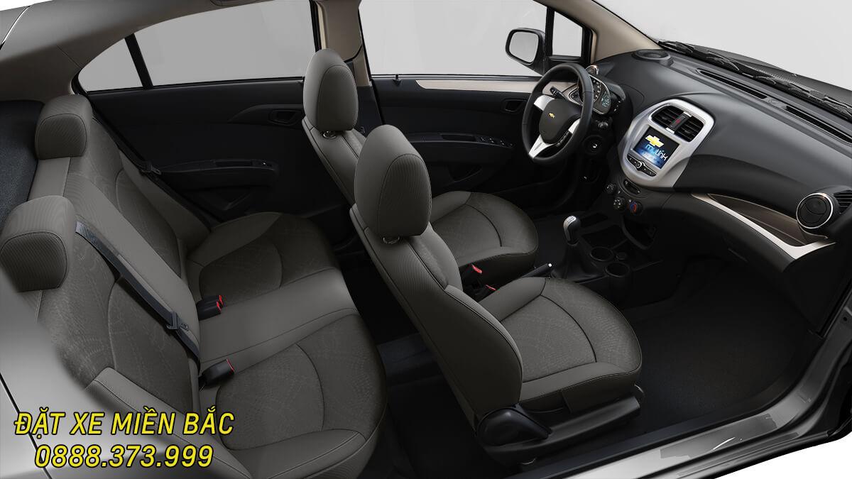 Nội thất Chevrolet Spark 2018
