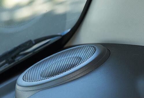 Âm thanh 4 loa Chevrolet Spark Van