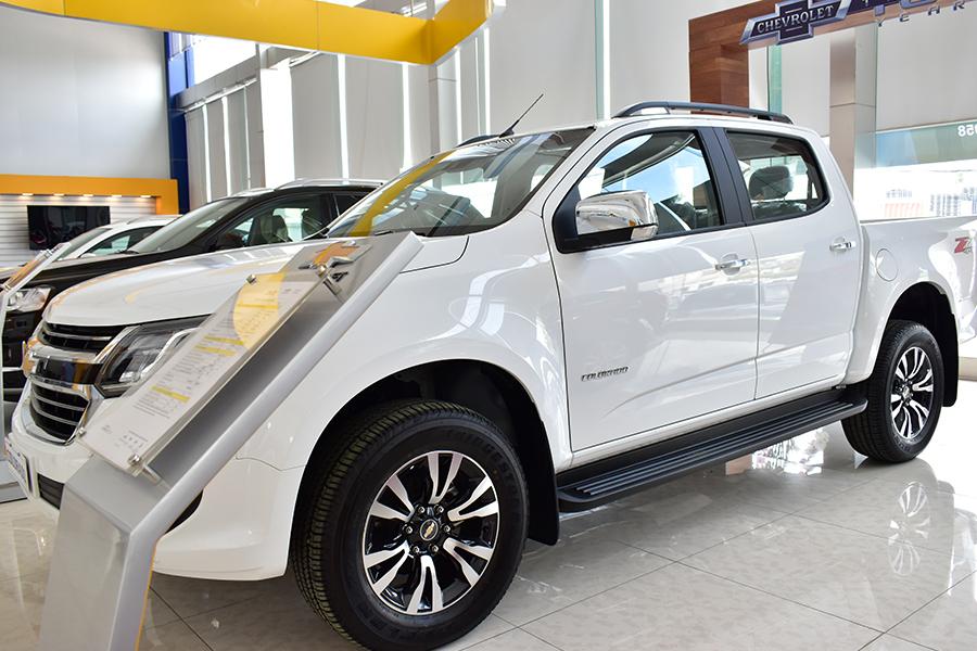 Chevrolet vẫn luôn khẳng định sự bền bì và sức mạnh của mình