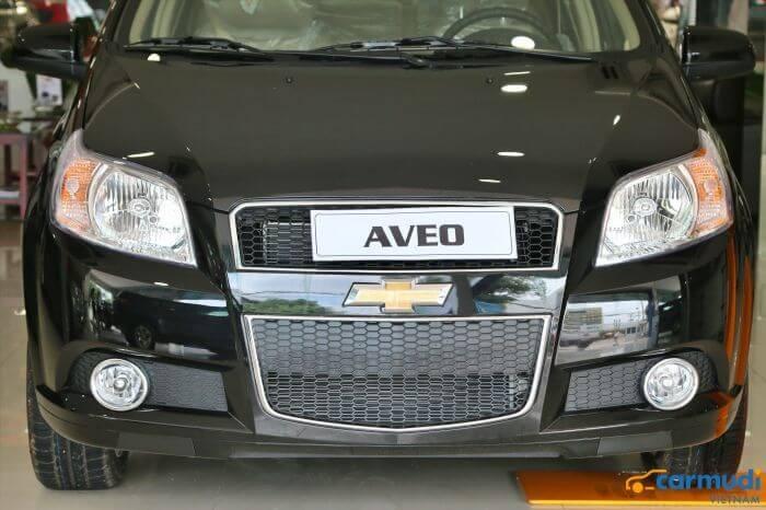 Đầu xe ô tô Chevrolet Aveo giá rẻ carmudi vietnam