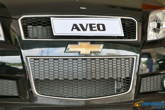Lưới tản nhiệt xe ô tô Chevrolet Aveo giá rẻ carmudi vietnam
