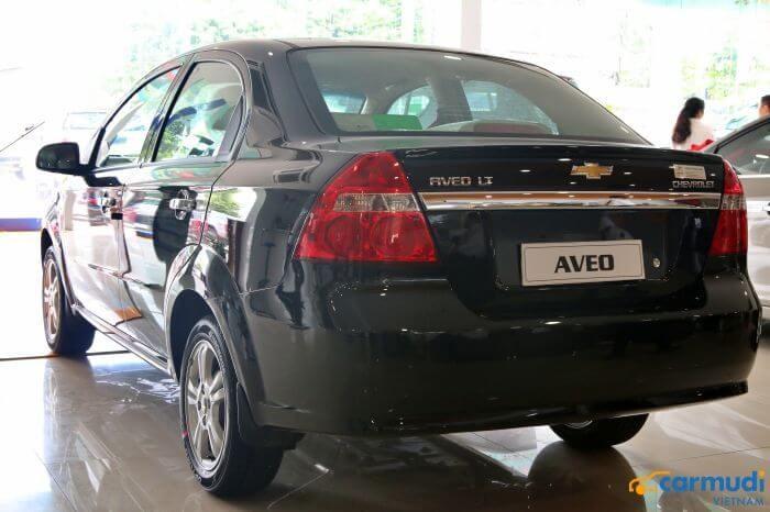 Đánh giá xe Chevrolet Aveo với đối thủ carmudi vietnam