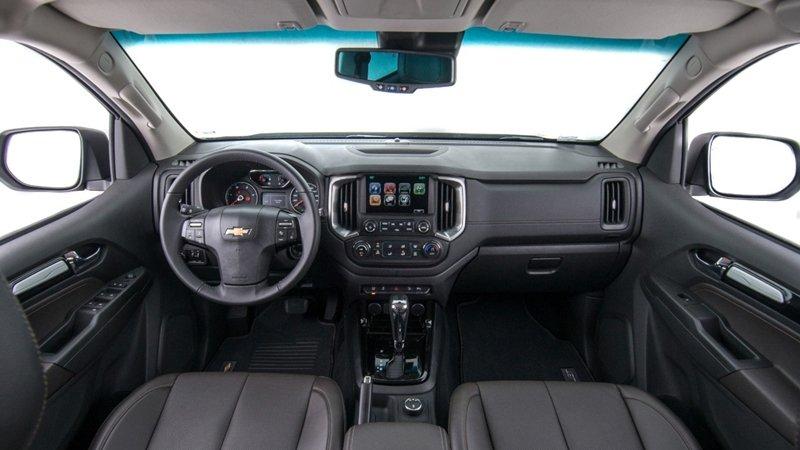 Thiết kế nội thất của Chevrolet Trailblazer 2020