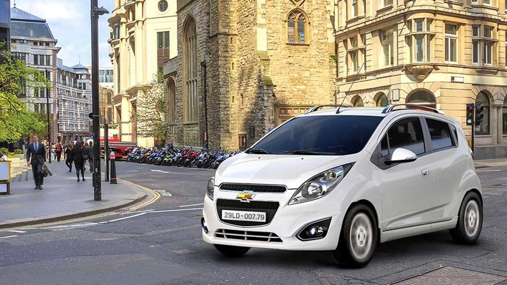 Kết quả hình ảnh cho Chevrolet spark 2016 giá bao nhiêu