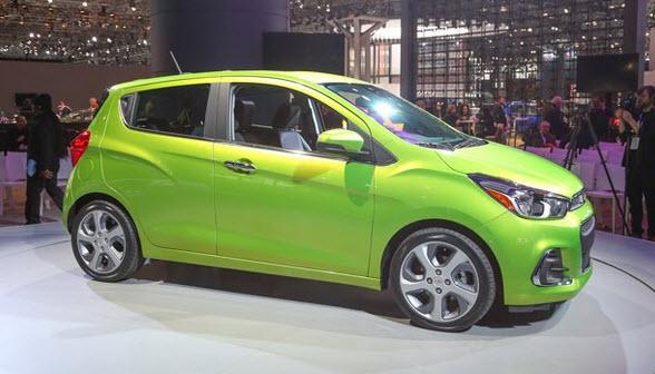 Chevrolet Spark 2017 giá bao nhiêu? Hình ảnh thiết kế & vận hành 4