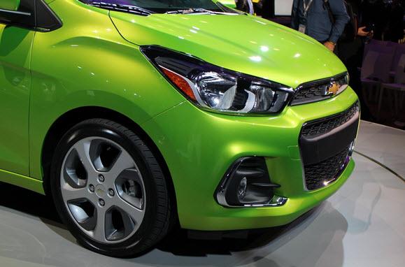 Chevrolet Spark 2017 giá bao nhiêu? Hình ảnh thiết kế & vận hành 6