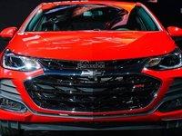 Đánh giá xe Chevrolet Cruze 2019 nâng cấp: Đầu xe.