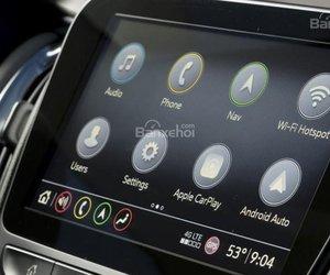 Đánh giá xe Chevrolet Cruze 2019 nâng cấp: Xe được trang bị nhiều tiện nghi hiện đại.