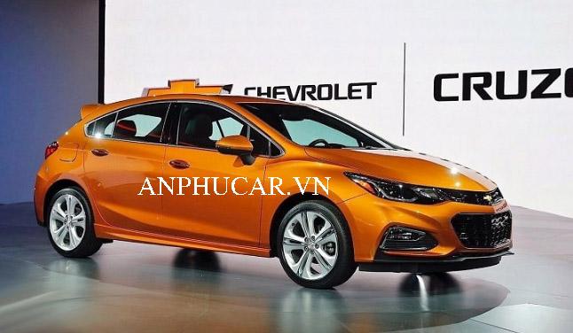 Khuyến mãi Chevrolet Cruze 2020