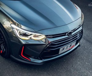 Đánh giá xe Chevrolet Orlando 2019: Lưới tản nhiệt cỡ lớn...