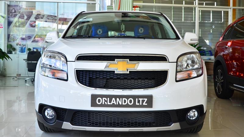 Chi tiết Chevrolet Orlando 2017 có giá từ 639 triệu tại Việt Nam - Ảnh 2