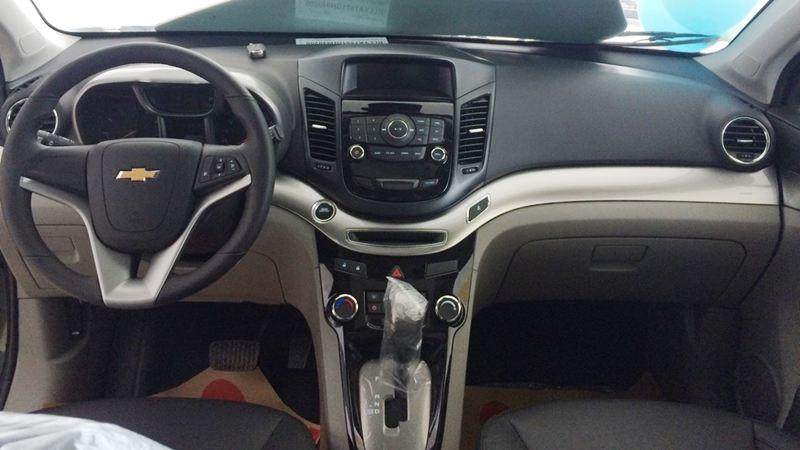 Chi tiết Chevrolet Orlando 2017 có giá từ 639 triệu tại Việt Nam - Ảnh 5