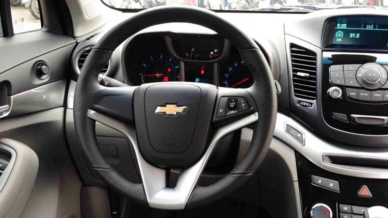 Chi tiết Chevrolet Orlando 2017 có giá từ 639 triệu tại Việt Nam - Ảnh 6