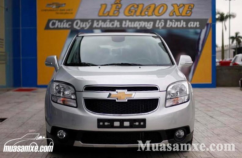 Đánh giá ưu nhược điểm Chevrolet Orlando MT 2017 vừa ra mắt tại Việt Nam 1