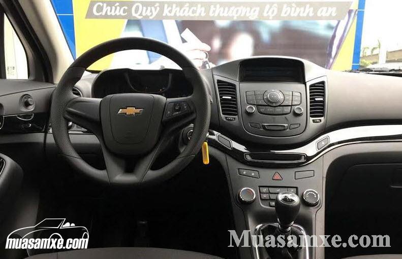 Đánh giá ưu nhược điểm Chevrolet Orlando MT 2017 vừa ra mắt tại Việt Nam 5