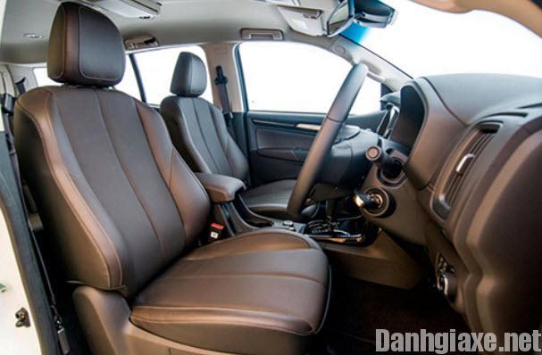 Chevrolet Trailblazer 2016 giá bao nhiêu? Đánh giá xe Trailblazer 2016 5