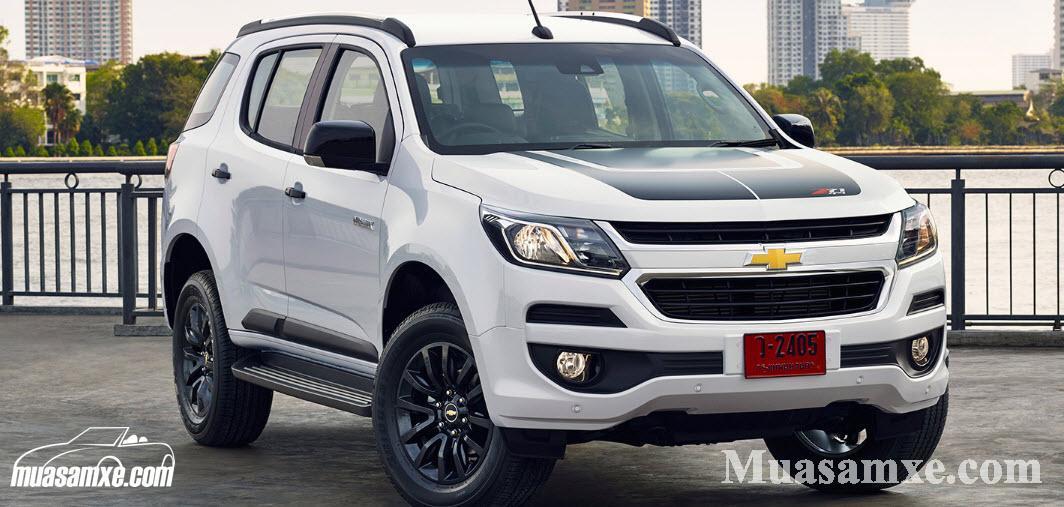 Đánh giá xe Chevrolet Trailblazer 2017 về hình ảnh thiết kế & giá bán tại Việt Nam 6