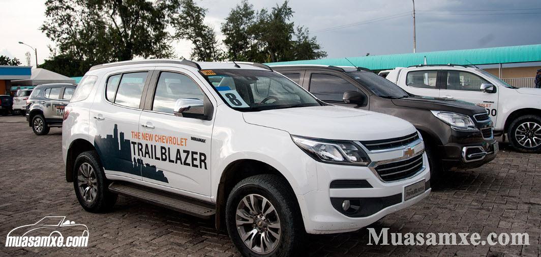 Đánh giá xe Chevrolet Trailblazer 2017 về hình ảnh thiết kế & giá bán tại Việt Nam 9