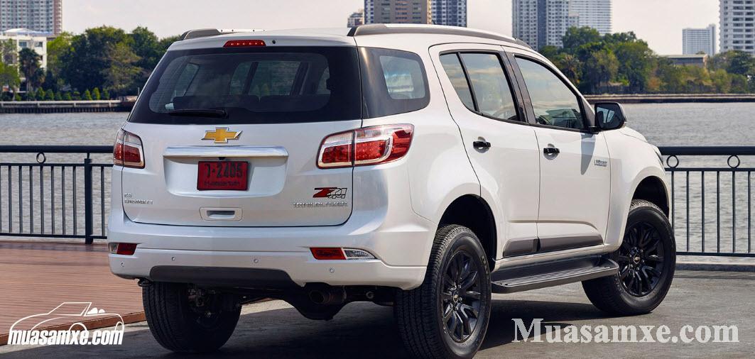 Đánh giá xe Chevrolet Trailblazer 2017 về hình ảnh thiết kế & giá bán tại Việt Nam 7