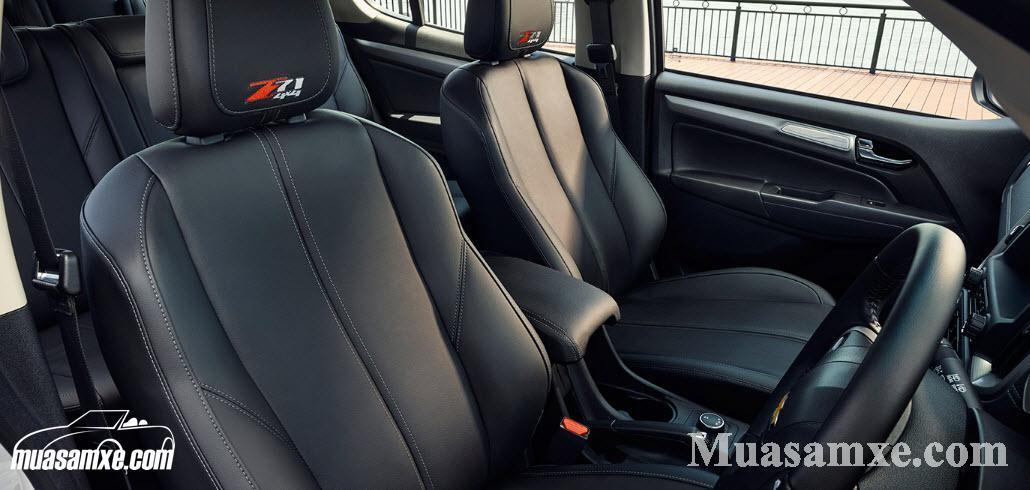 Đánh giá xe Chevrolet Trailblazer 2017 về hình ảnh thiết kế & giá bán tại Việt Nam 11