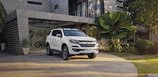 Giá xe Chevrolet Trailblazer 2020 tại Việt Nam...