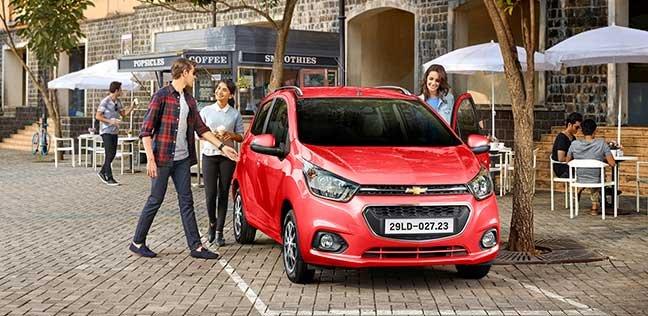 Giá xe Chevrolet Spark 2020 tại Việt Nam...
