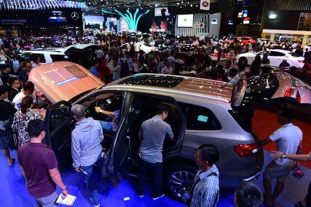 Những sự kiện ô tô đáng chú ý nhất năm 2020