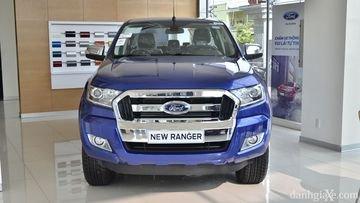 So sánh Chevrolet Colorado 2018 và Ford Ranger 2018 bán tải phục vụ kinh doanh