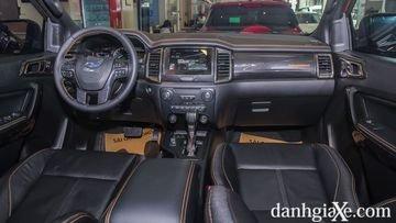 So sánh Chevrolet Colorado 2019 và Ford Ranger 2019 về goại - nội thất và động cơ