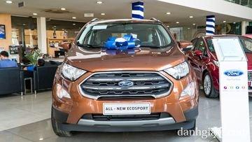 So sánh Ford Ecosport 2018 và Chevrolet Trax 2018 trong phân khúc xe nhỏ