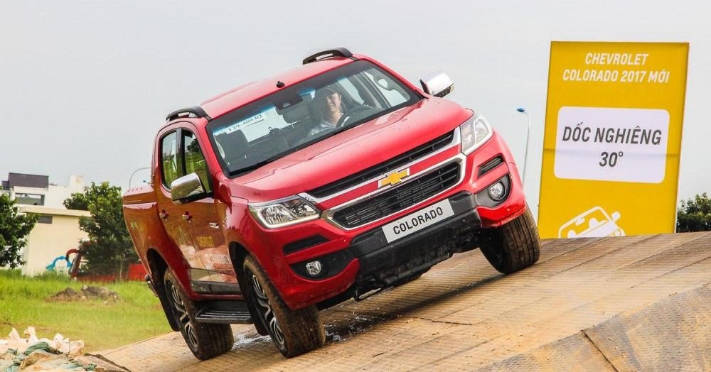 Tổng hơp giá các mẫu xe Chevrolet mới nhất 2020