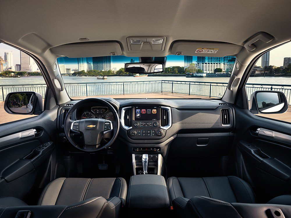 Đánh giá chi tiết về mẫu xe Chevrolet Trailblazer 2020