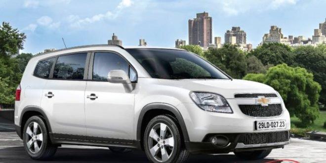 Đánh giá điểm nổi trội xe ô tô Chevrolet Orlando 2020
