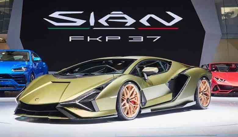 Điểm danh những cái tên của nhà Lamborghini - siêu xe của Lamborghini