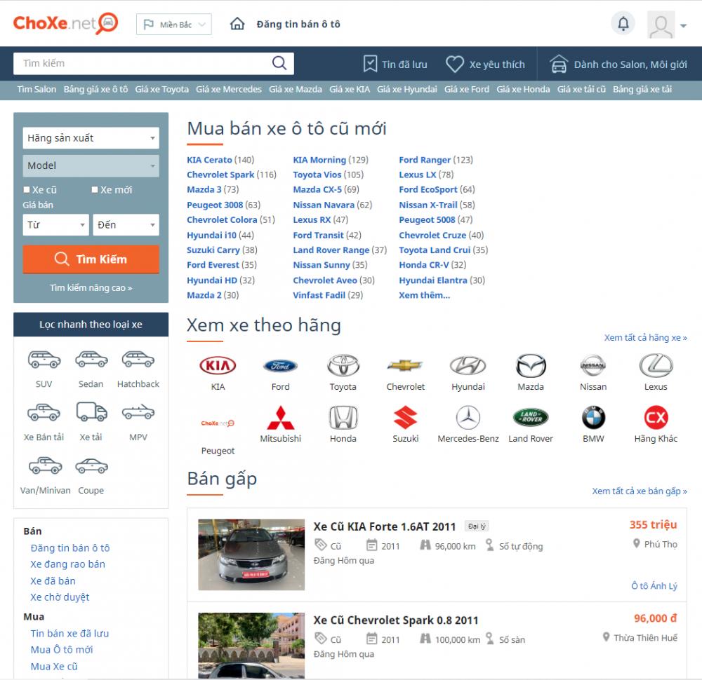 Điểm danh những nơi thu mua ô tô cũ giá cao tại TPHCM