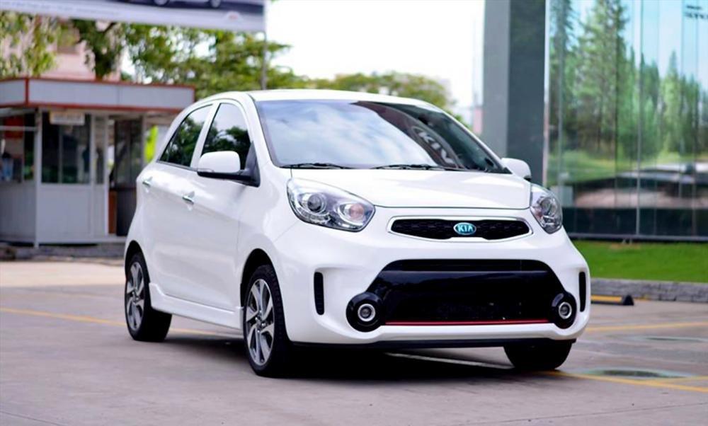 Tổng hợp 10 mẫu xe ô tô cỡ nhỏ dành cho phái nữ