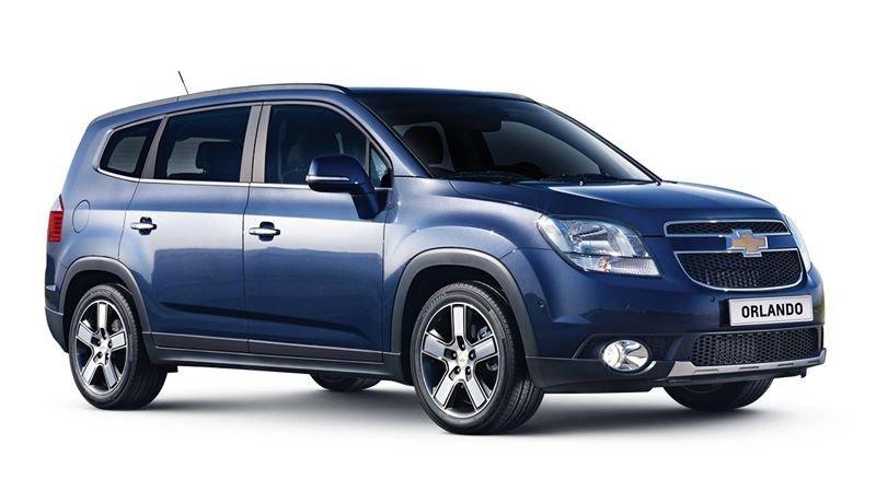 Trang bị kinh nghiệm gì mua xe Chevrolet Orlando cũ?