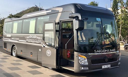 Cho thuê xe Bus Universe Limousine 18 chỗ tại TPHCM - Ford / Solati limo 9  chỗ - 7 chỗ / Dcar