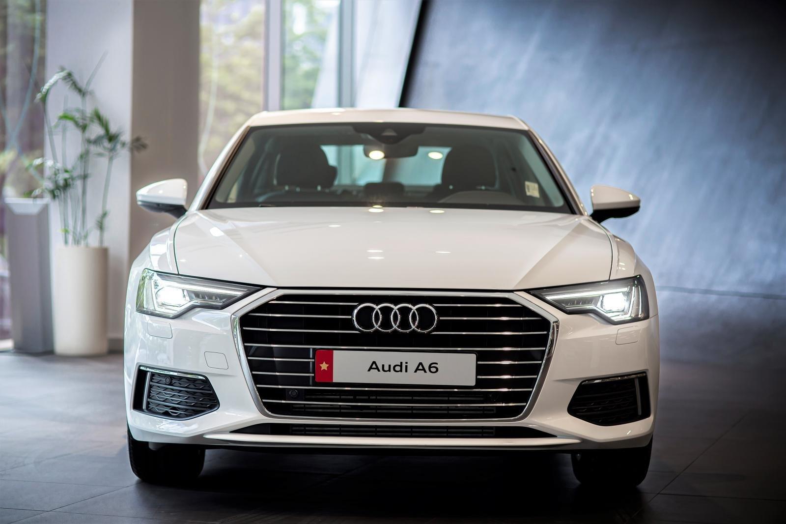 Audi A6 2021: Giá xe A6 mới nhất & giá lăn bánh (04/2021)
