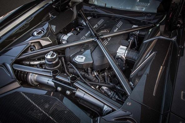 """""""Trái tim"""" Lamborghini Aventador S chính là khối động cơ V12 6.5L""""Trái tim"""" Lamborghini Aventador S chính là khối động cơ V12 6.5L"""