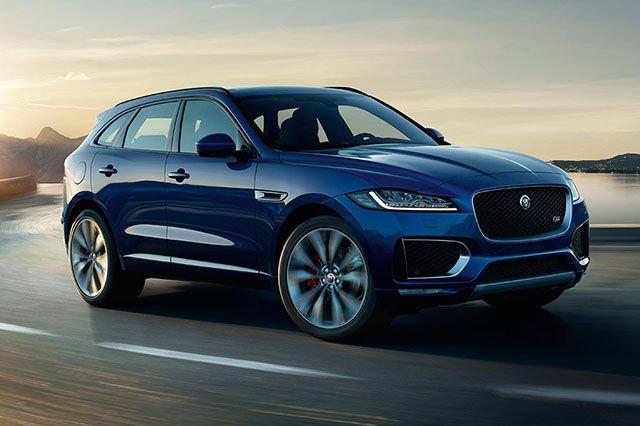 Các mẫu xe thể thao và SUV hạng sang của Jaguar | Jaguar Việt Nam