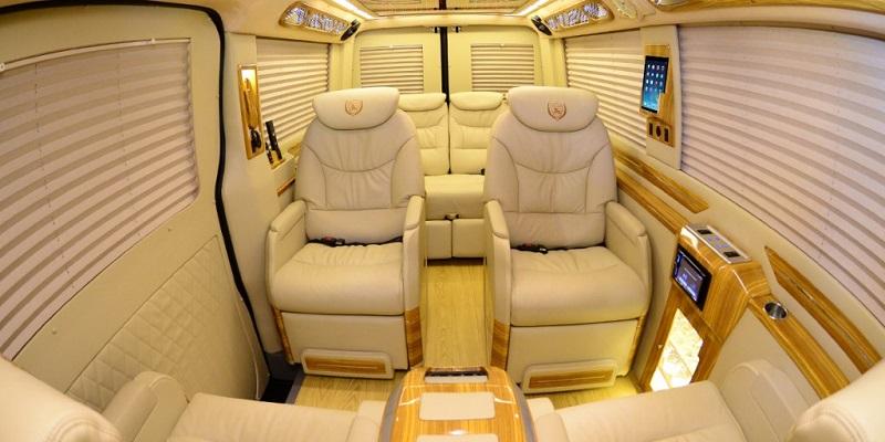 các dòng xe limousine