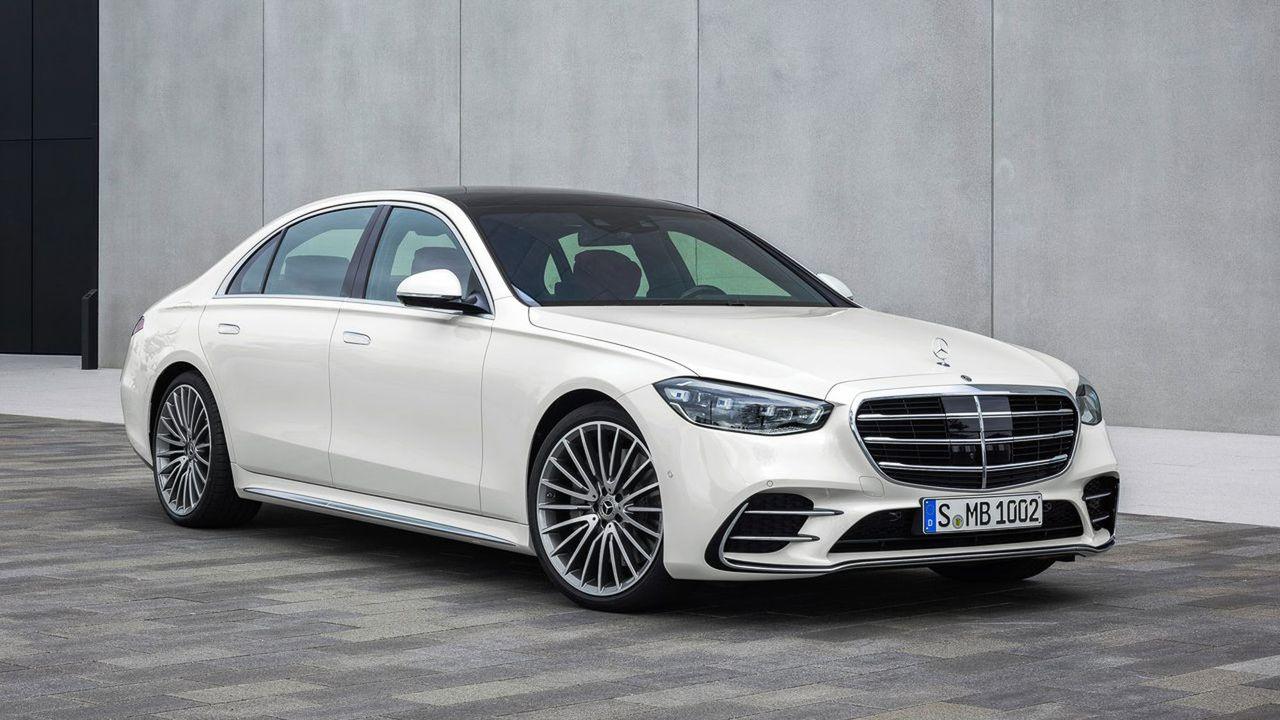 Đánh giá sơ bộ xe Mercedes-Benz S-Class 2021