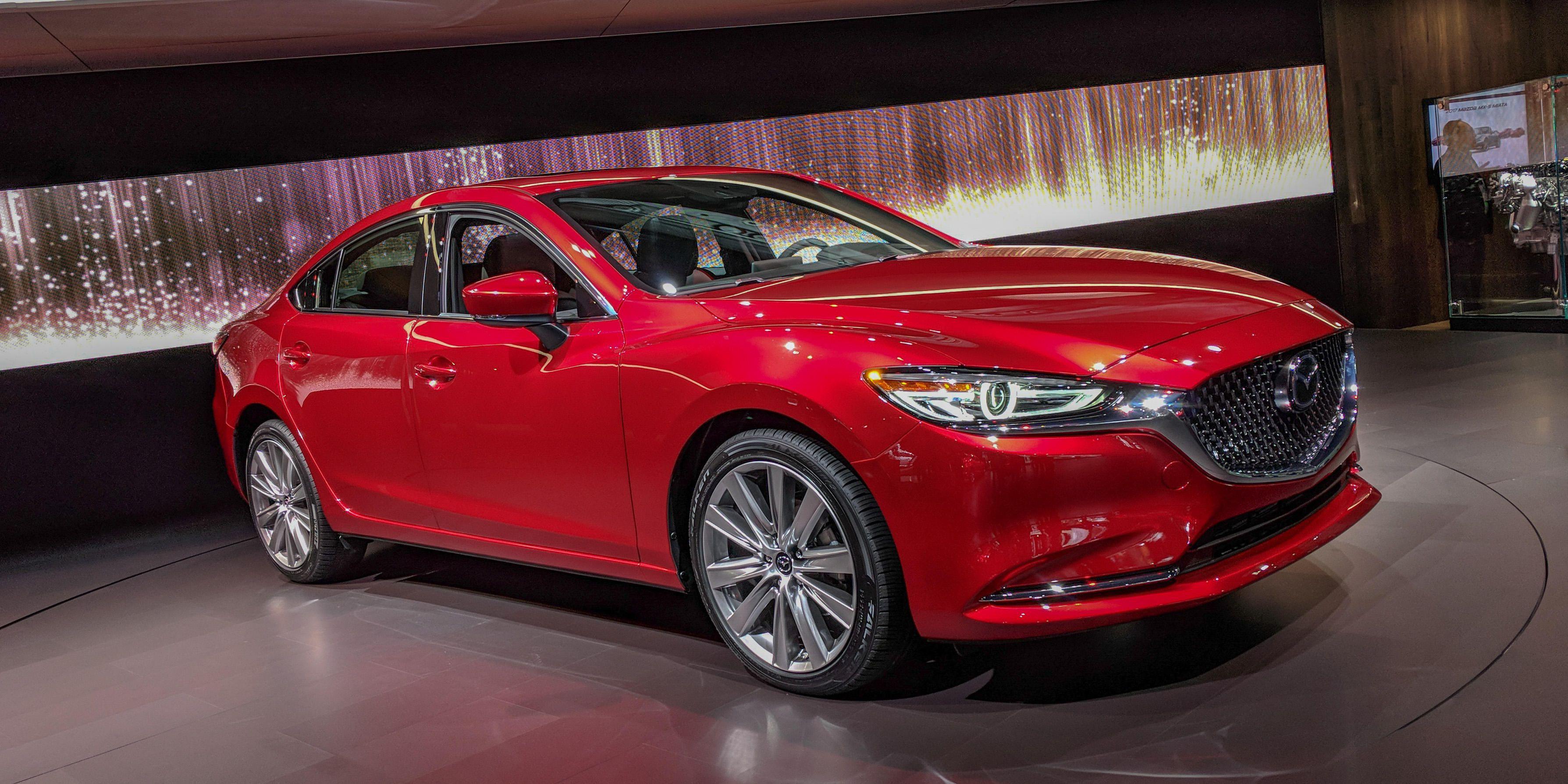 Giá Mazda 6 giảm mạnh, rẻ nhất phân khúc D